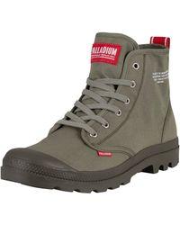 Palladium Pampa Hi Dare Boots - Multicolour