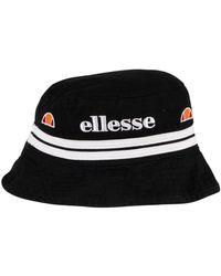 Ellesse Lorenzo Bucket Hat - Black