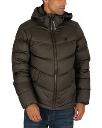 G-Star RAW Whistler Down Puffer Jacket - Multicolor