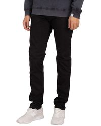 Replay Anbass Hyperflex Slim Fit Jeans Black Color Edition M914y 8166197 30x30(sht)