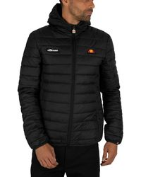 Ellesse Lombardy Padded Jacket - Multicolour