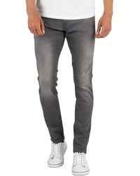 G-Star RAW Revend Superstretch Skinny Jeans - Gray