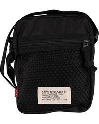 Levi's Series Mesh X-body Bag - Black