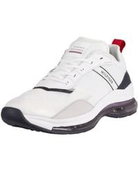 Tommy Hilfiger Air Runner Mix Trainers - Multicolour