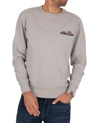 New Ellesse Men's Westerby Sweatshirt