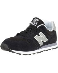 New Balance 373 Trainers - Black