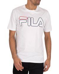 Fila Borough T-shirt - White