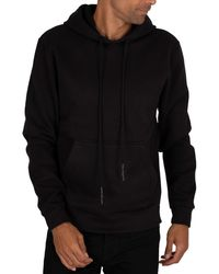 Religion Puller Pullover Hoodie - Black