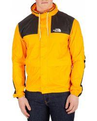 The North Face Men's 1985 Mountain Jacket, Orange Men's In Orange