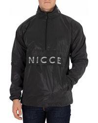 Nicce London Black Bowen Jacket