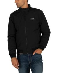 Calvin Klein Harrington Padded Jacket - Black