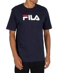 Fila Eagle Logo T-shirt - Blue