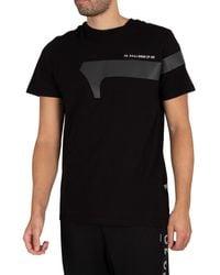 G-Star RAW Reflective Graphic T-shirt - Black