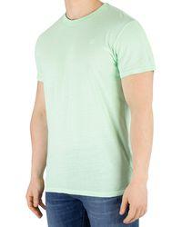G-Star RAW Recycled Dye T-shirt - Green