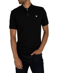 G-Star RAW Dunda Slim Polo Shirt - Black