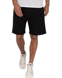 Carhartt WIP Lawton Shorts - Black