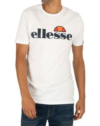 Ellesse Sl Prado T-shirt - White