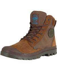 Palladium Pampa Sport Cuff Wpn Boots - Brown