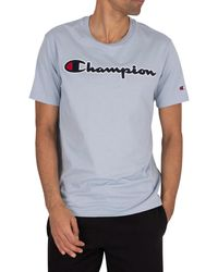 Champion Graphic T-shirt - Blue