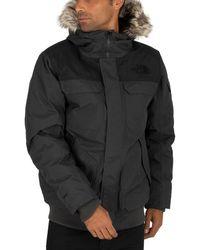 The North Face Gotham Parka Jacket - Black