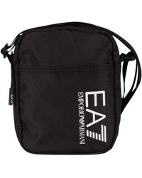 EA7 Train Core Pouch Bag - Black