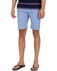 Pepe Jeans Queen Chino Shorts - Blue
