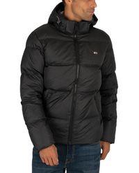 Tommy Hilfiger Essential Down Jacket - Black
