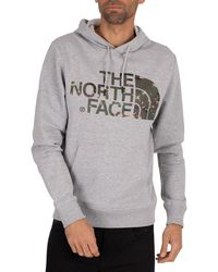 The North Face Standard Pullover Hoodie - Gray