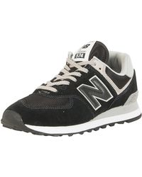 New Balance 574 Trainers - Black