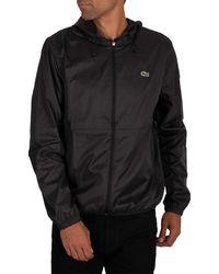 Lacoste Sport Lightweight Jacket - Black