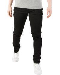 Vivienne Westwood - Black Skinny Fit Jeans - Lyst