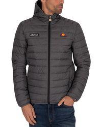 Ellesse Lombardy Padded Jacket - Grey