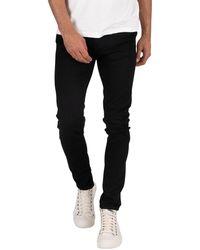 Levi's Skinny Taper Jeans - Black