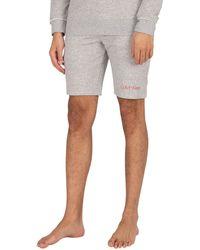 Calvin Klein Ck One Sleep Shorts - Grey