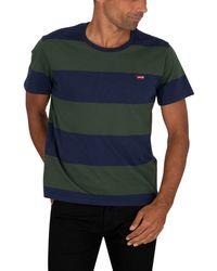 Levi's Original T-shirt - Blue