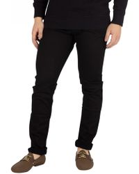 Vivienne Westwood - Black Slim Fit Jeans - Lyst