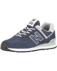 New Balance 574 - Blue