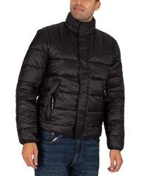 Pepe Jeans Coleridge Puffer Jacket - Black