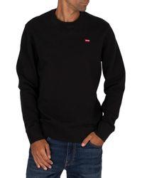 Levi's Original Sweatshirt - Black