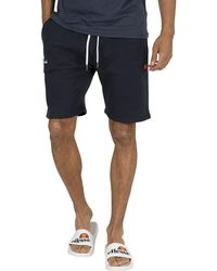 Ellesse Noli Fleece Sweat Shorts - Blue