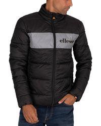 Ellesse Illo Padded Jacket - Black