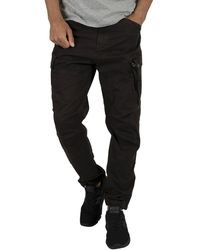 G-Star RAW Roxic Cargos - Black