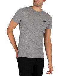 Superdry - Vintage Emb T-shirt - Lyst