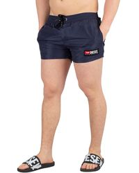 DIESEL Sandy Swimshorts - Blue