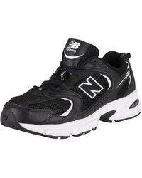 New Balance 530 Trainers - Black