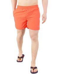 GANT - Strong Coral Swim Shorts - Lyst