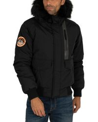 Superdry Everest Bomber Jacket - Black