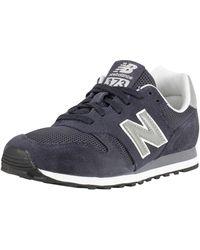 New Balance 373 Trainers - Blue