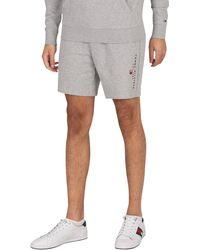 Tommy Hilfiger Essential Sweat Shorts - Grey