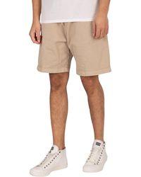 Carhartt WIP Lawton Relaxed Shorts - Natural